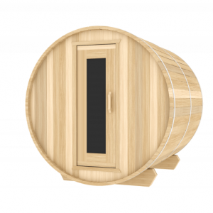 Luxe Barrelsauna Red Cedar BS240S