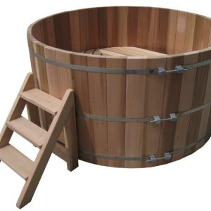 Red Cedar Hottub