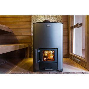 Sauna houtkachel Narvi model Narvi NC 16-20