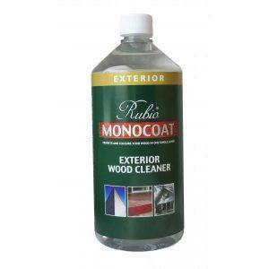 Monocoat Exterior Wood Cleaner